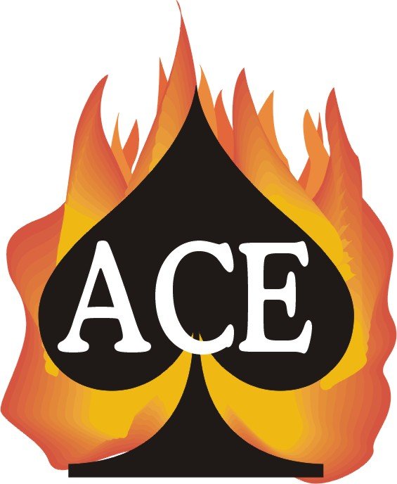Ace Fire Prevention Logo